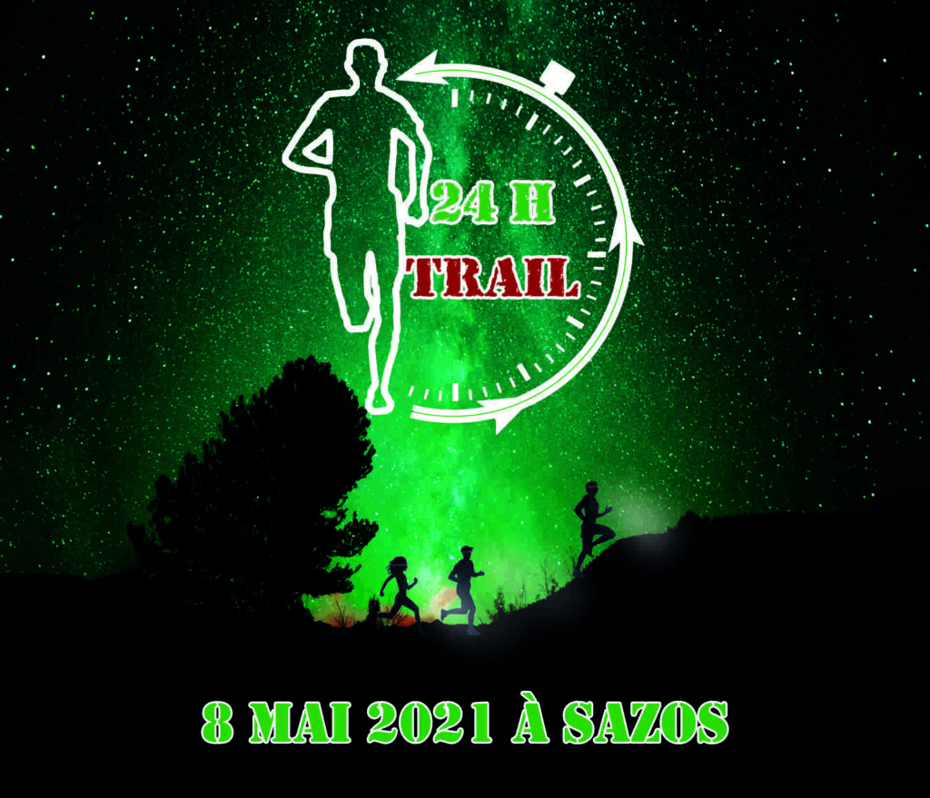 24 heures trail Sazos hautes pyrénées